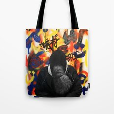 The Issue Tote Bag