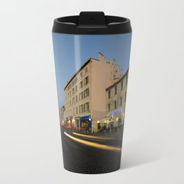 Marseille Dusk Travel Mug