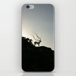 I'm wishing to be a tree iPhone Skin