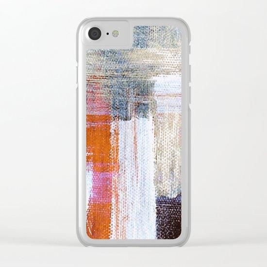 Acryl VI Clear iPhone Case