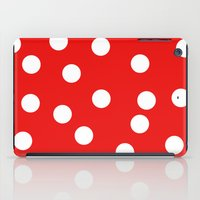 polka dot iPad Cases featuring Polka dot by Pirmin Nohr