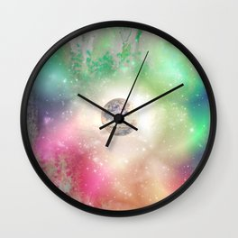 How to paint a dream Wall Clock