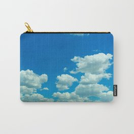 Hot Asphalt and Clouds Carry-All Pouch