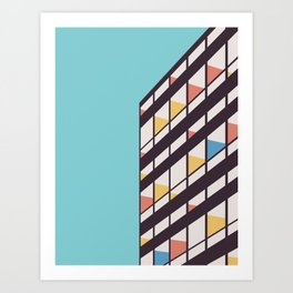Le Corbusier Kunstdrucke