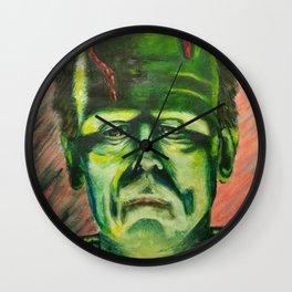Frankenstien Wall Clock
