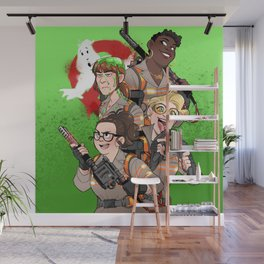 2016 Ghostbusters Wall Mural