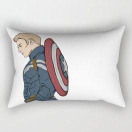 Capt. America Rectangular Pillow