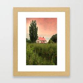 A Summer's Dream Framed Art Print