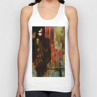 acid Tank Tops featuring Acid rain by Ganech joe