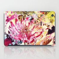 aelwen iPad Cases featuring waterlily by clemm