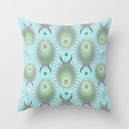 Sea Slugs (Alternate) Throw Pillow