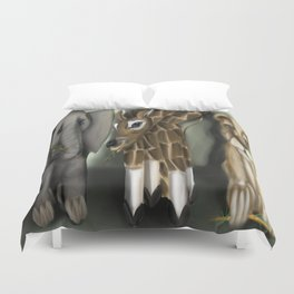 Baby Animals Duvet Cover