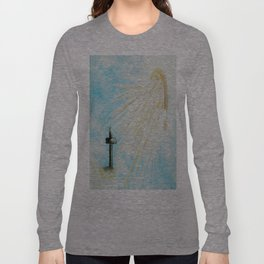 It's Impossible to Outgive God Long Sleeve T-shirt