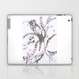 Cardio Bird Laptop & iPad Skin