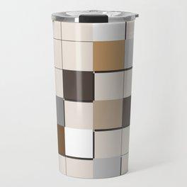 Incomplete Wall Tiles Travel Mug