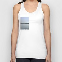 lake Tank Tops featuring Lake  by Hichamus Curator