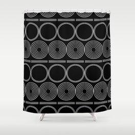 African pattern Shower Curtain