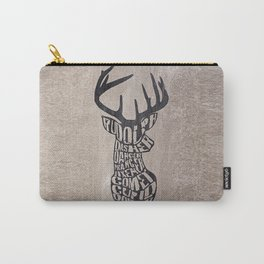 Rudolph and friends Carry-All Pouch