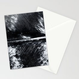 Black and White Feather | Feathers | Spiritual | Nadia Bonello | Canada Stationery Cards
