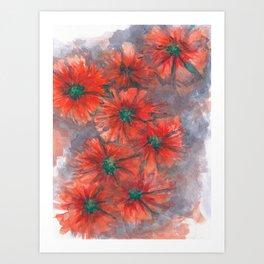 Romantic Flavoring Art Print