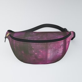 Into The Purpur Light Fanny Pack