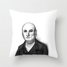 John Quincy Adams : Chock Full O' Quincy. Throw Pillow