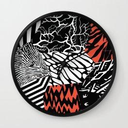Blurryface Wall Clock