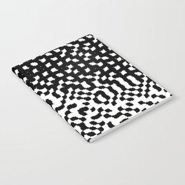 noisy pattern 12 Notebook