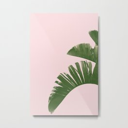 Rose Palm Metal Print