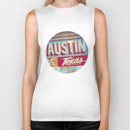 Austin, Texas Biker Tank