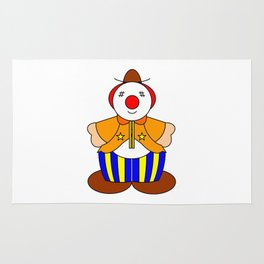 The Clown Rug