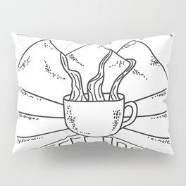 Coffee Dream Pillow Sham