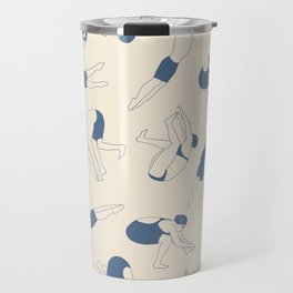 On Your Marks Travel Mug