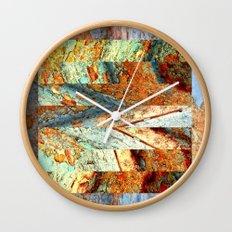 Metal Mania 11 Wall Clock