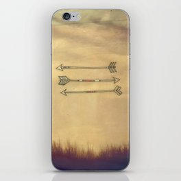 Wispy Way iPhone Skin