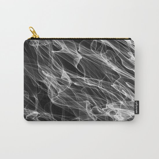 Smoke. Carry-All Pouch