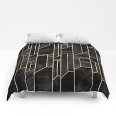 Black Skies Comforters