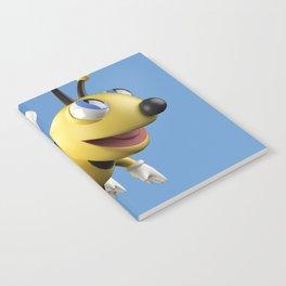3D bee Notebook