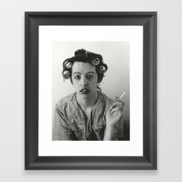 Meet Nathan Framed Art Print