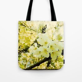 blossoms, water color Tote Bag