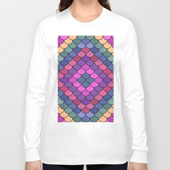 Lovely Pattern CII Long Sleeve T-shirt