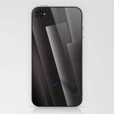 SMOOTH MINIMALISM - Spiderman iPhone & iPod Skin