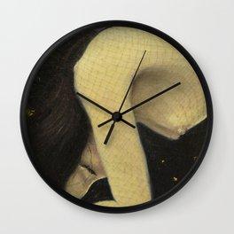 Backdoor Wall Clock