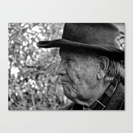 Cowboys Have the Best Stories Canvas Print