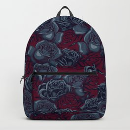 Stop and Smell the Roses CRIMSON MOONLIGHT Backpack