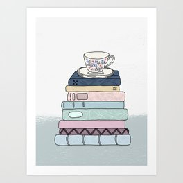 The Perfect Afternoon Art Print