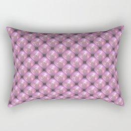Pink Pearls Rectangular Pillow