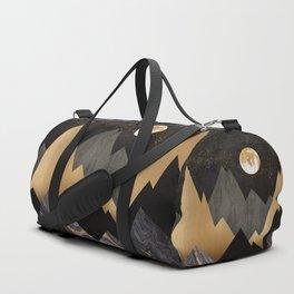 Metallic Night Duffle Bag