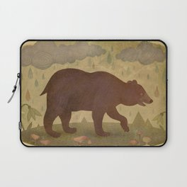 American black bear Laptop Sleeve