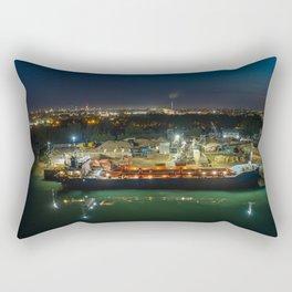 Al Avocet. Rectangular Pillow